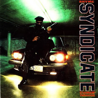 VA - Rhyme Syndicate Comin' Through [with Ice-T] (1988) Flac