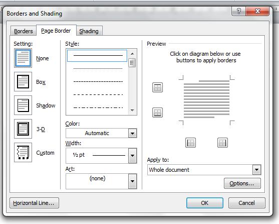 Cara Membuat Bingkai di MS Word (Mudah & Keren) | Portal