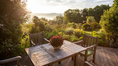 Mas de Béty, el jardín de Annette Lepple en Francia