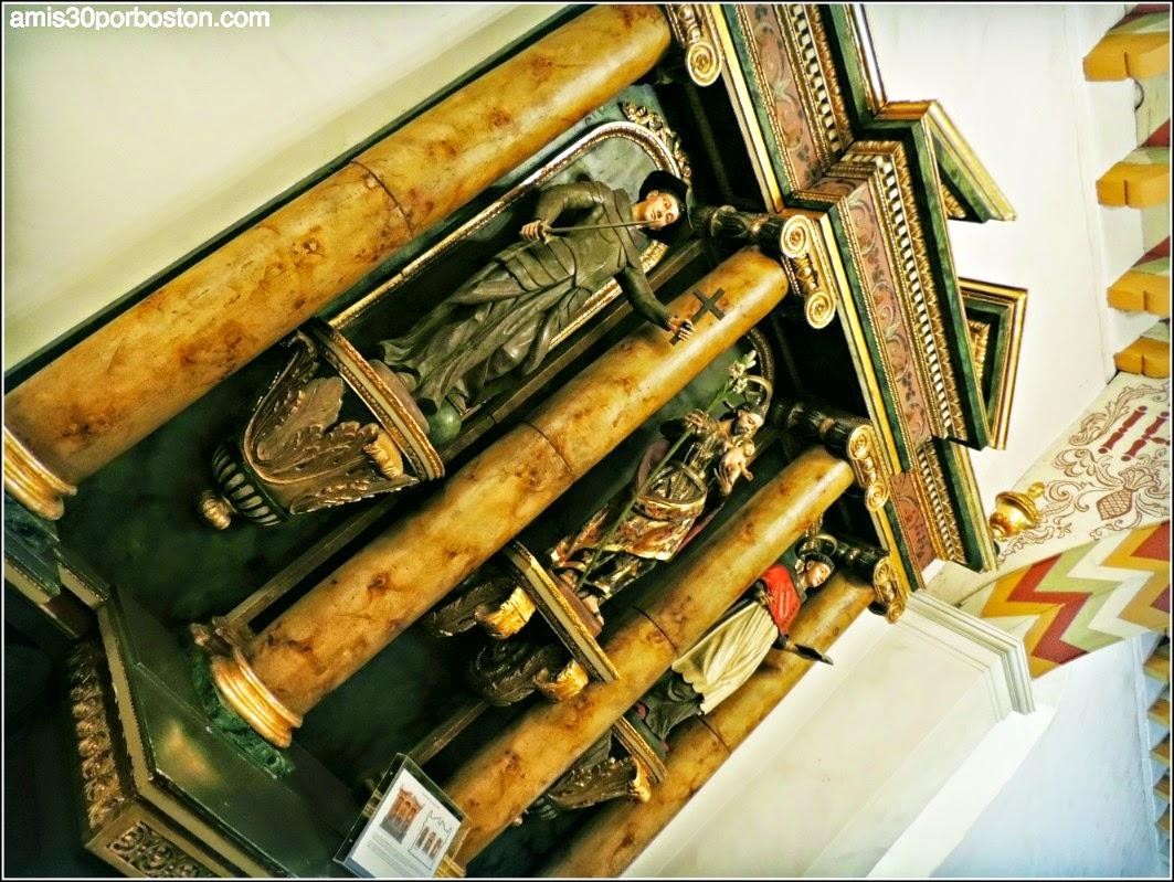 Altares Laterales de la Misión Dolores, San Francisco