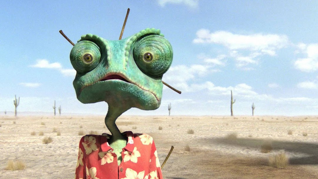 2011 Rango Movie HD Wallpaper