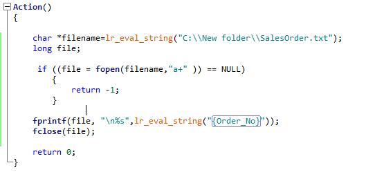 Performance Testing made easy: C Program to write loadrunner