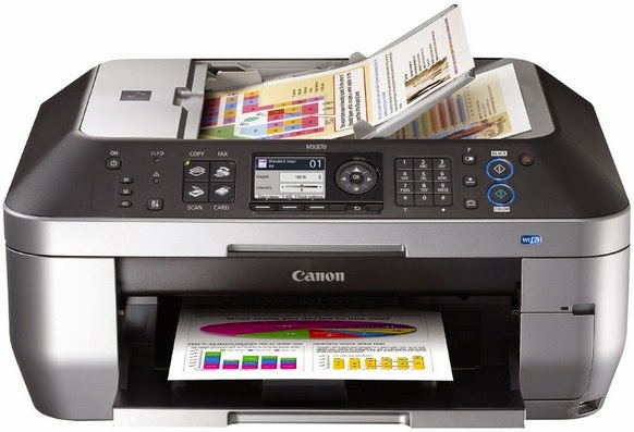 Canon MX860 Printer Drivers Download