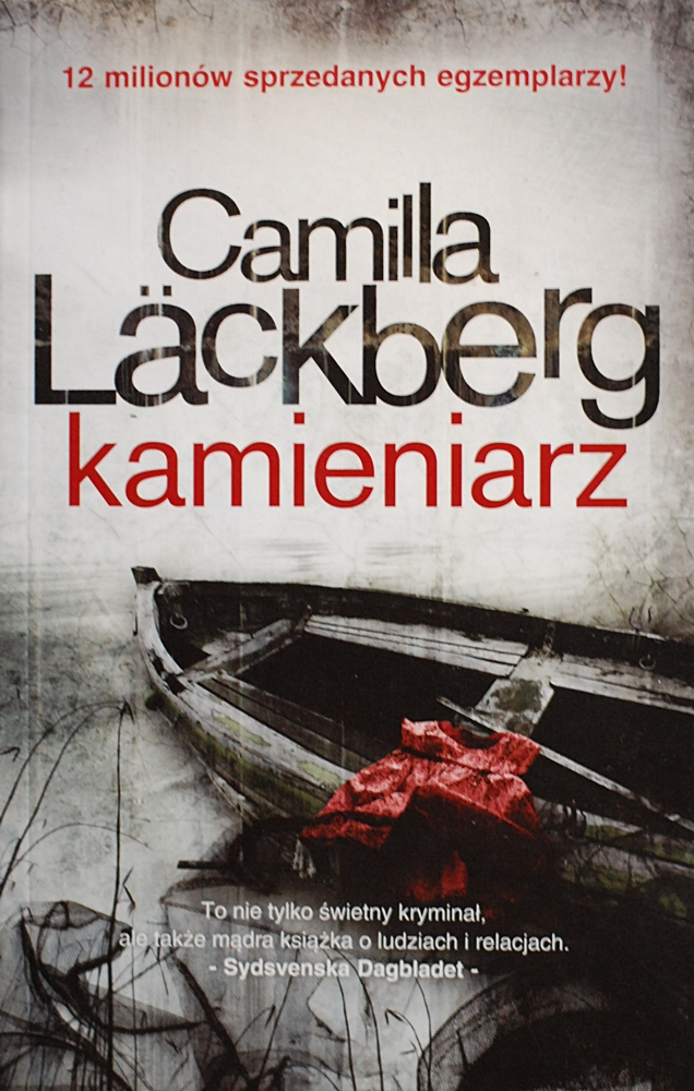 "Camila Läckberg ""Kamieniarz"""