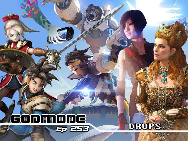 GODMODE 253 - DROPS