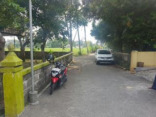 Rumah Dijual Kujonsari Siap Bangun di Purwomartani Dekat Bandara Jogja 2