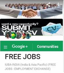 FREE JOBS