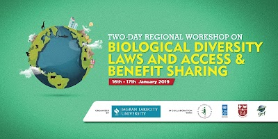 """JLU hosts two-day Regional Workshop on """"Biodiversity Law and ABS"""""""