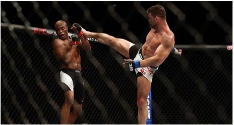 Anderson Silva perde para azarão na volta ao UFC