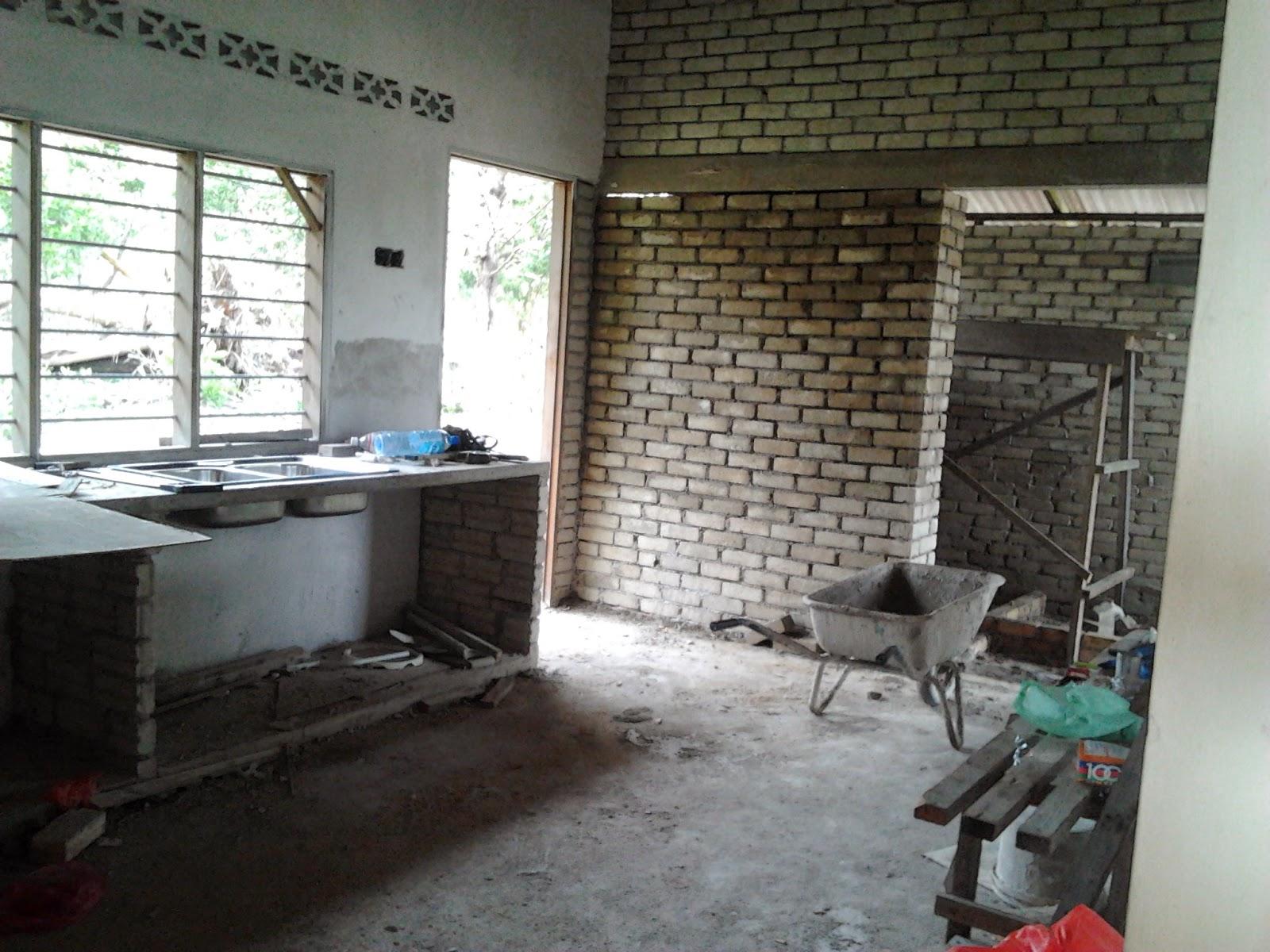 Gambar Bilik Air Rumah Kampung  Desainrumahid.com