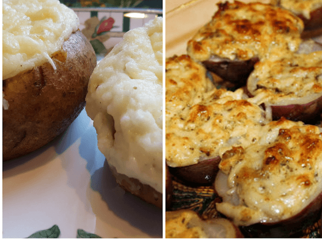 Twice Baked Potato Recipes