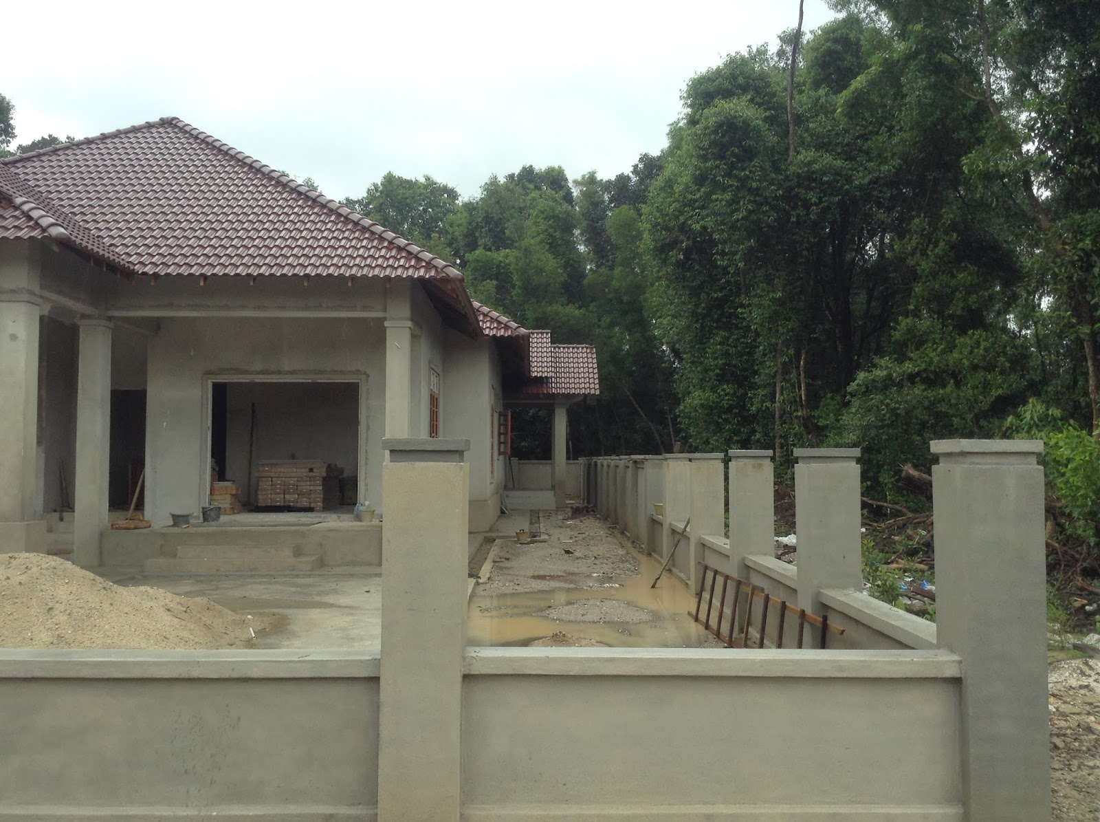 Kos Buat Pagar Rumah Desainrumahid Com