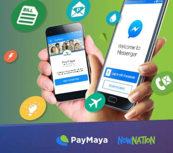 PayMaya Services Now Officially Available On Facebook Messenger