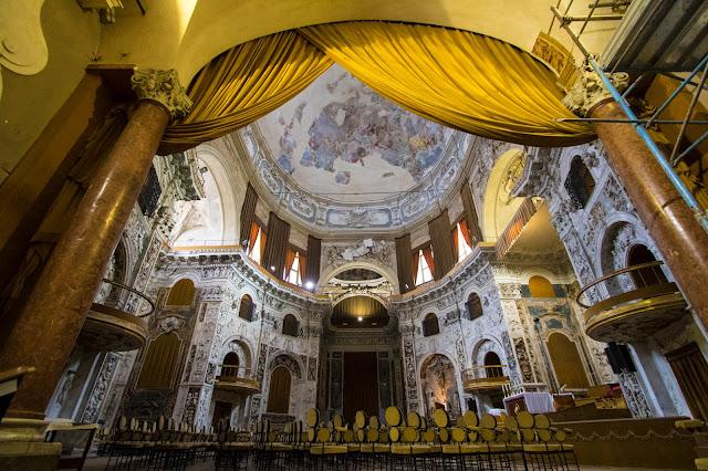 Chiesa del Santissimo Salvatore-Palermo