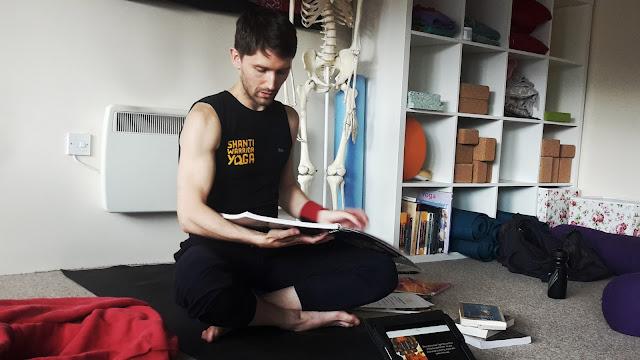 Project 365 2017 day 197 - Shanti Warrior Yoga Workshop // 76sunflowers