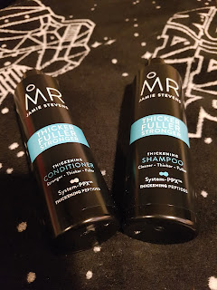 mr jamie stevens shampoo and conditioner