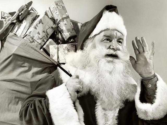 Imagenes Papa Noel Para Imprimir