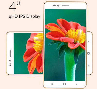 Freedom 251 phone look