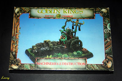MD1 Goblin King's Chariot