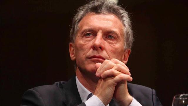 43 % de argentinos desaprueba primer año de mandato de Macri