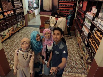 Hari Kedua Backpacker di Malaysia: Baryl's Chocolate Kingdom