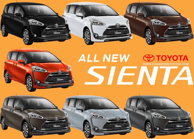 Promo Toyota Sienta 2018 Lapak Toyota Termurah JABODETABEK
