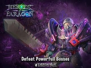 Heroes of Paragon MOD max Mana Versi 1.8.1