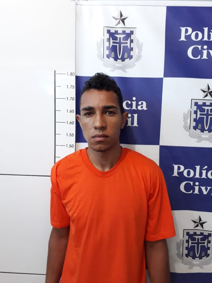 ITAPETINGA E IGUAÍ | Preso filho que matou o pai e Bandidos recebem polícia a bala e se dão mal