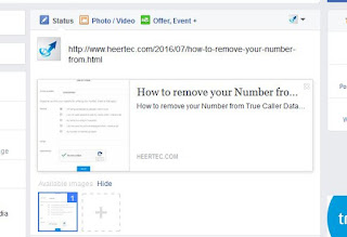 How to hide URL link from Facebook post, To remove a link before you post, How do I remove a link from a post?, How do I insert a hyperlink in a comment, and a message?, How to Hide URL Links in a Facebook Message, Do You Know How To 'Hide The URL.
