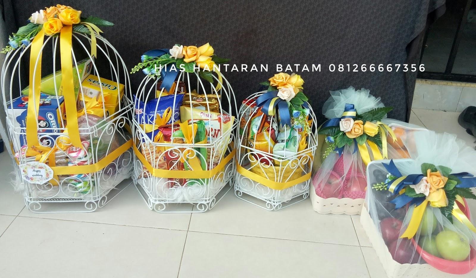081266667356 Jasa Hias Parcel Seserahan Hantaran Di Batam