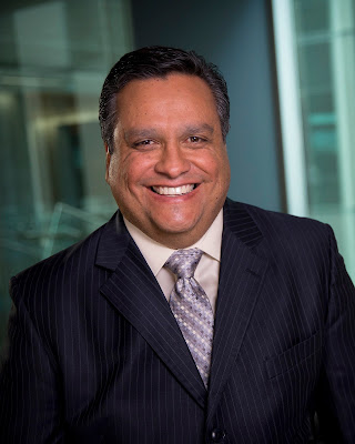 professional head shot photo of Rio Salado College President Dr. Chris Bustamante
