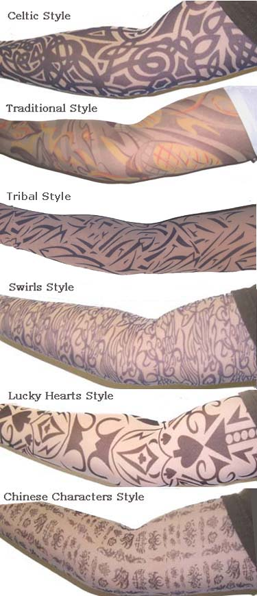 Design Your Own Tattoo Sleeve: Iokoio: Tattoo Sleeves For Guys