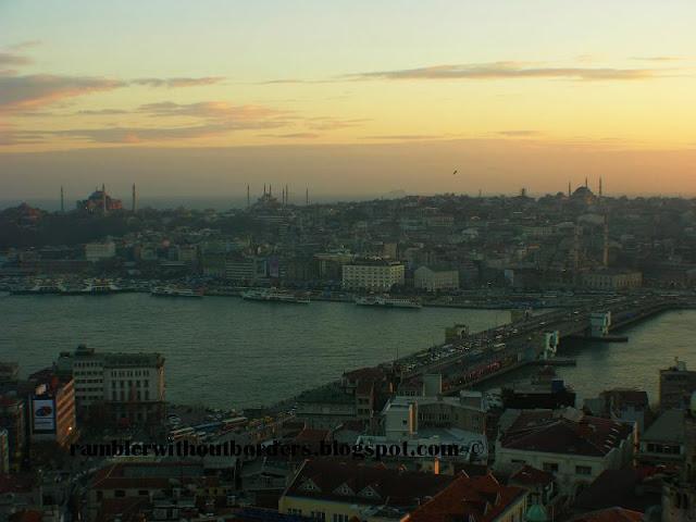 Skyline, Istanbul, Turkey