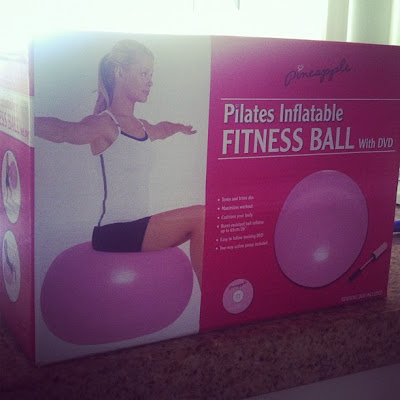 Chair Gym Dvd Set Reclining Garden Chairs Asda T Search Results Rachel Talbott A You Can Find Lots Of Ways To Get Fit At Home I Found This Balance Ball And Tjmaxx For 12 Purchase Here