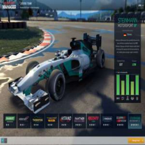 =motorsport manage gt series PC Game Free Download