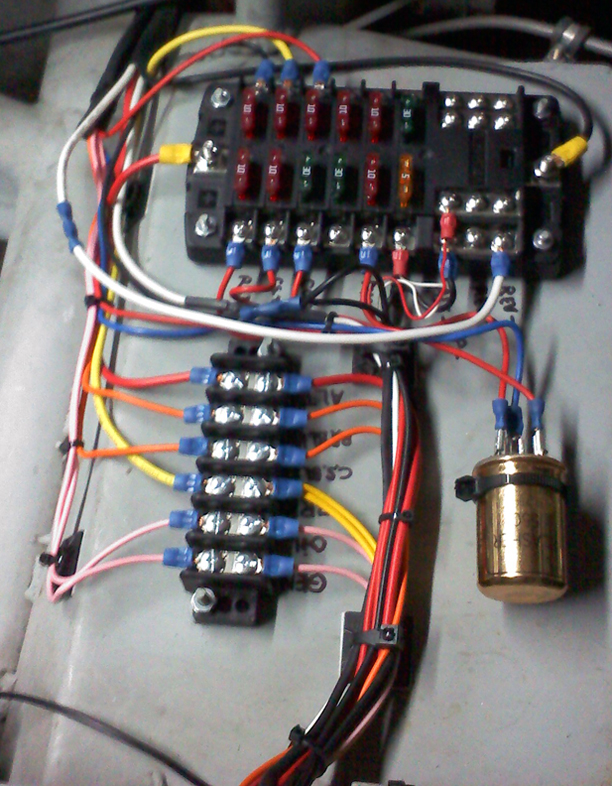 Boat Fuse Wiring Diagram
