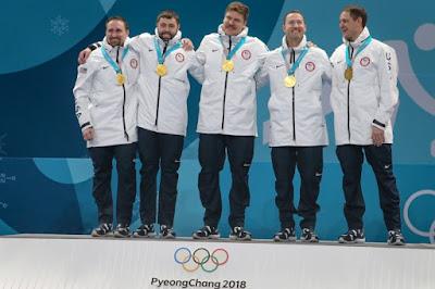CURLING: Estados Unidos sorprende a Suecia y gana la medalla de oro. Japón se lleva el bronce femenino