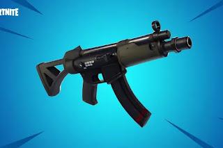 Fortnite Adds New Submachine Gun in New Update