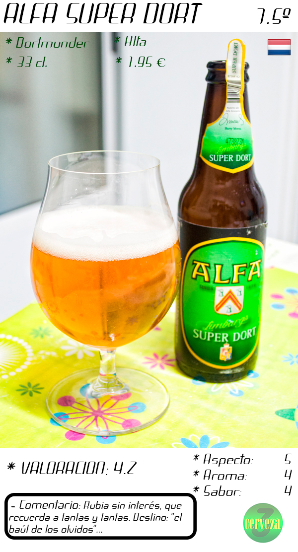 Alfa Super Dort