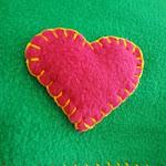 Blanket Stitch Heart