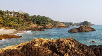 Misteri Pantai Marina Lampung Selatan Yang Angker Tapi Indah