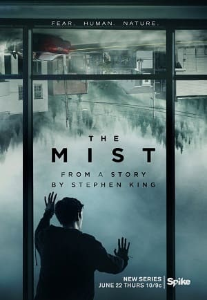 The Mist - O Nevoeiro Torrent torrent download capa