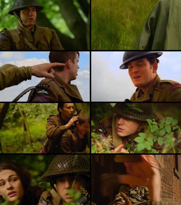 D Day Survivor 2016 English 480p HDRip