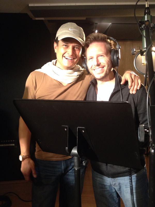 ¿Cuánto mide Armando Manzanero? - Altura - Real height Juan-Pablo-Manzanero-y-Noel-Schajris