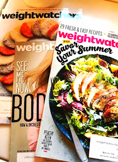 Weight Watchers Magazine Review- Before you buy the subscription, check out my thoughts