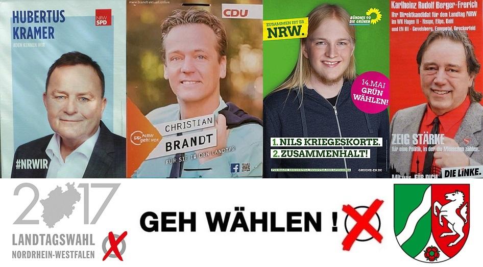 City-Anzeiger: Parteien hatten Überraschungen in ihren Osterkörbchen ...
