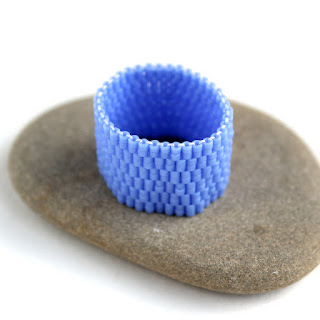 в каком магазине можно купить кольцо из бисера украшения ручной работы