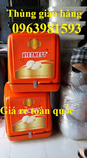 Thùng giao hàng nhanh, thùng ship hàng, thùng giao hàng tốc hành giá rẻ