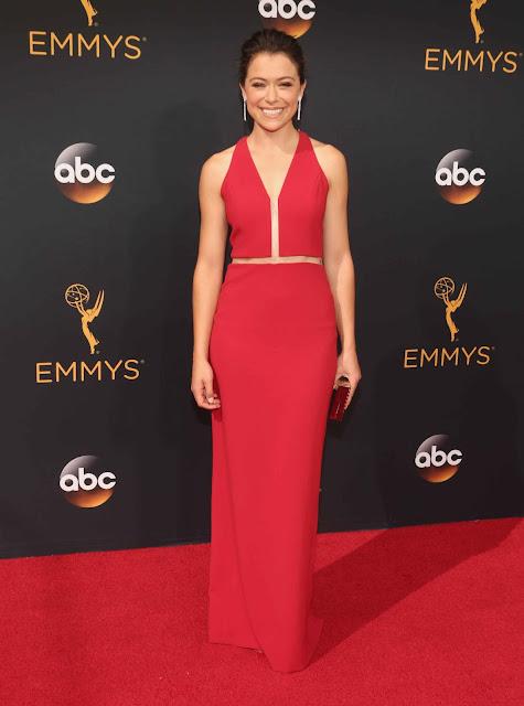 Tatiana Maslany Emmys 2016