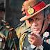 सुरक्षा स्थिति की समीक्षा के लिए लेह पहुंचे जनरल रावत